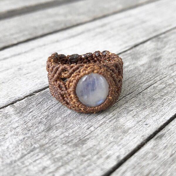 Makramee Ring